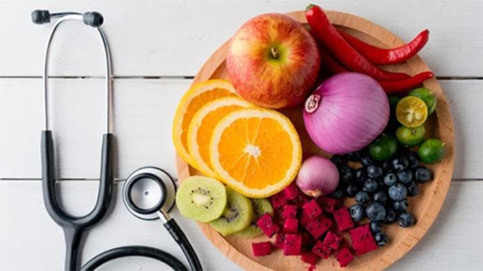 Điều chỉnh chế độ ăn uống khi tim đập nhanh
