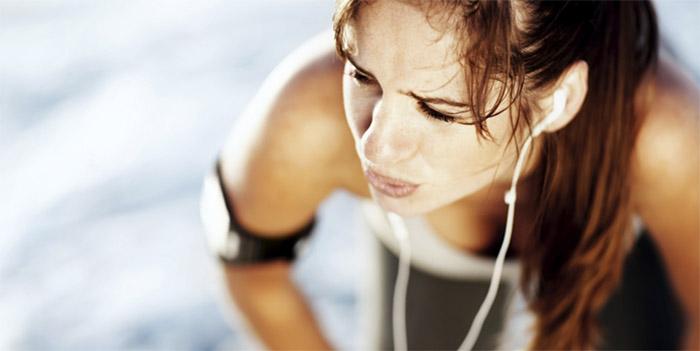 Hít thở sâu giúp điều hòa nhịp tim
