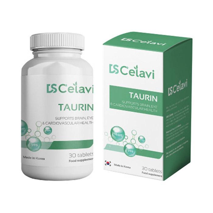 Thực phẩm bảo vệ sức khỏe TAURIN giúp bổ sung dưỡng chất điều hòa nhịp tim trong bệnh lý tim đập nhanh