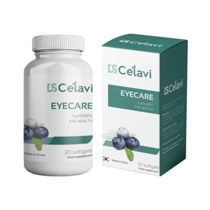 Thực phẩm bảo vệ sức khỏe EYECARE giảm khô mắt, mỏi mắt rất tốt