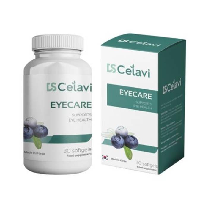 Thực phẩm bảo vệ sức khoẻ EYECARE giúp tăng cường thị lực và tốt cho người bị cận thị