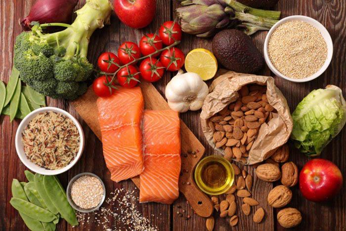 Thường xuyên bổ sung thực phẩm tốt cho đôi mắt