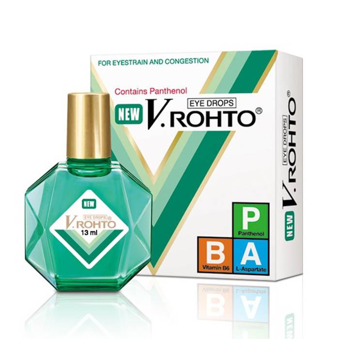 V-Rohto là thuốc nhỏ mắt được nhiều người ưa chuộng