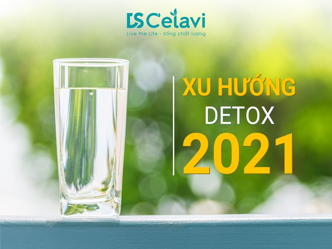 xu huong detox 2021